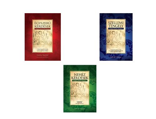 A sárga császár belső könyvei 2. kiadás