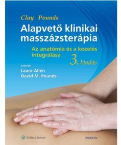 Alapvető klinikai masszázsterápia 3.kiadás