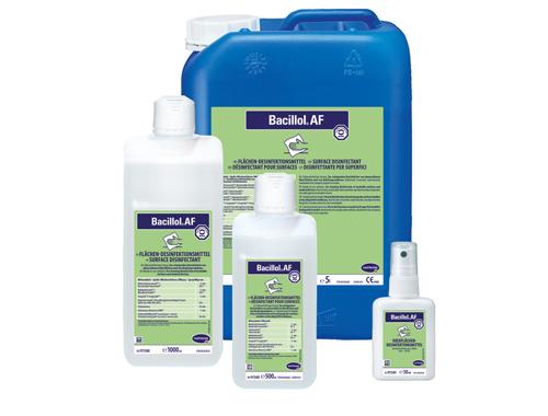Bacillol® AF felület fertőtlenítő