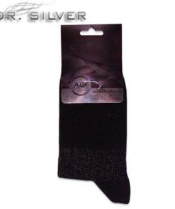 Dr. Silver luxory ezüst zokni