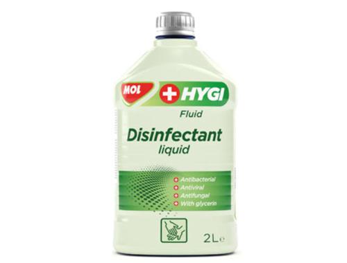 MOL Hygi Fluid kézfertőtlenítő folyadék